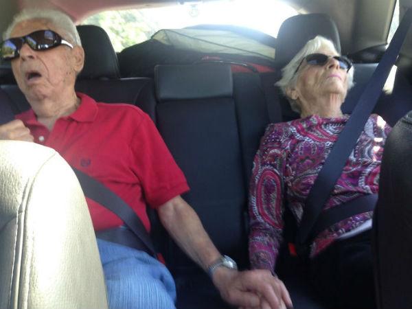 Au 86 si 91 de ani, dar inca...