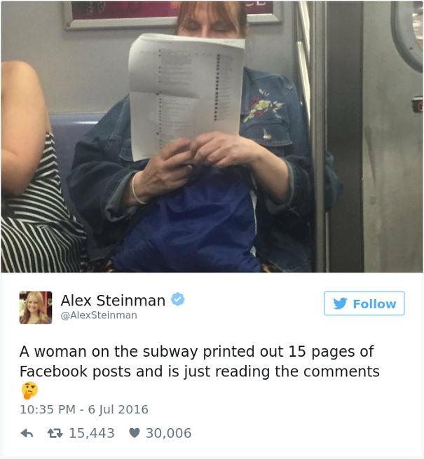 O femeie a printat cateva...