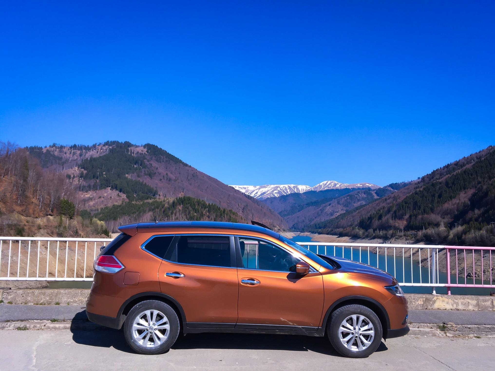 Nissan X-Trail, familistul...