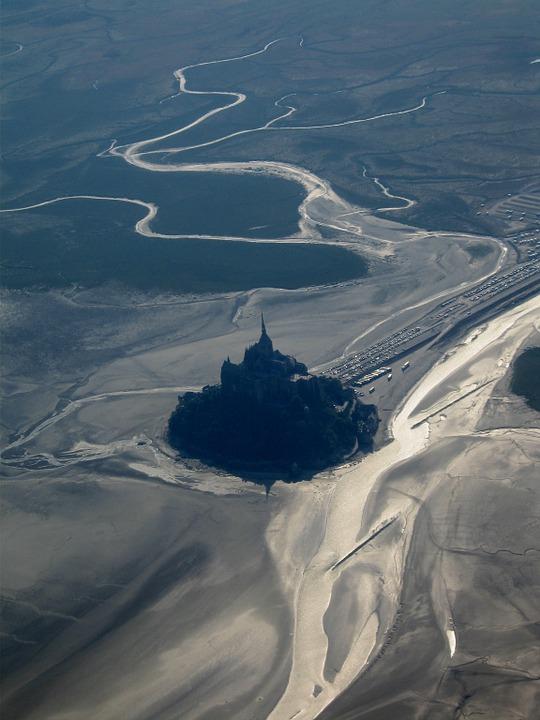 Mont Saint-Michel, Golful...