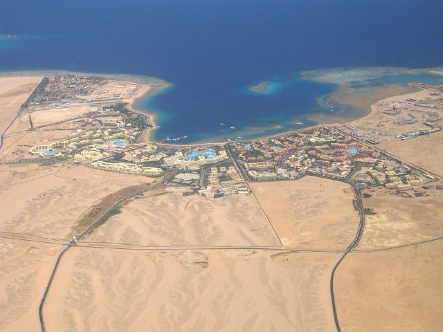 Hurghada, Egipt