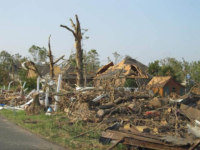 Tornada Joplin, 2011