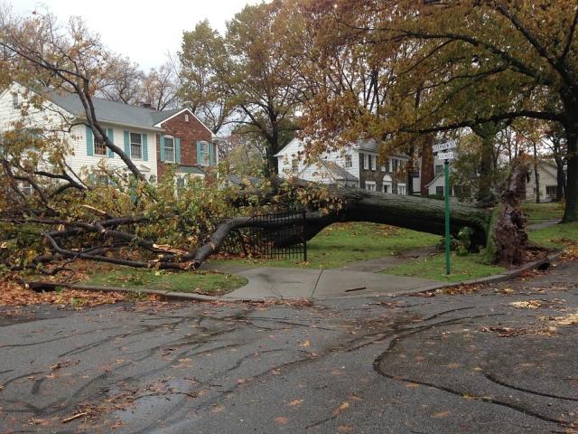 Uraganul Sandy, 2012