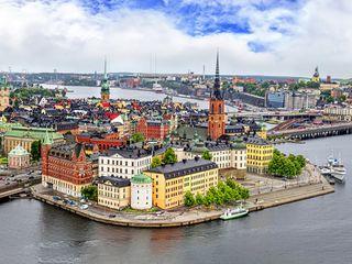 Locul #5: Suedia