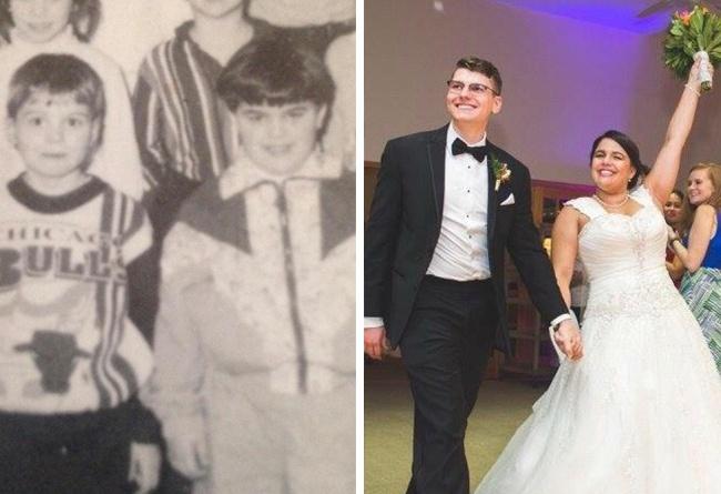 Dupa ce s-au casatorit, au...