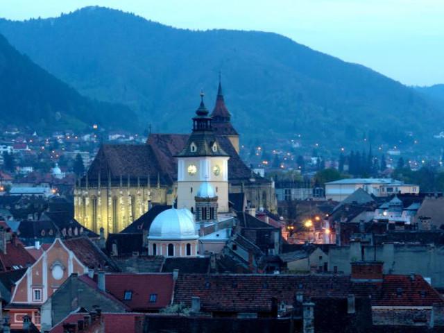 Orasul Brasov a purtat numele...