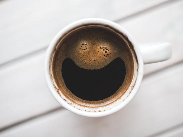 Cafeaua este mai eficienta...