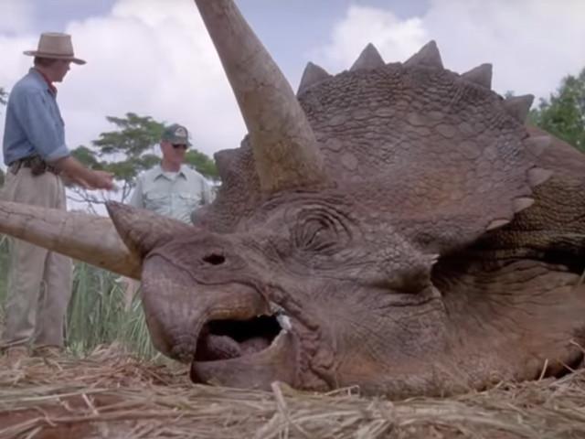 Sunetele dinozaurilor din...