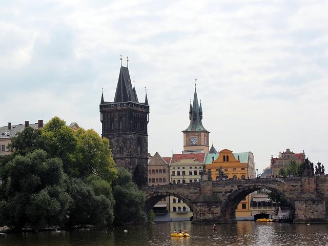 Podul Carol, Praga, Cehia