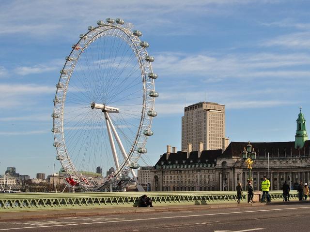 Roata din Londra, Marea Britanie