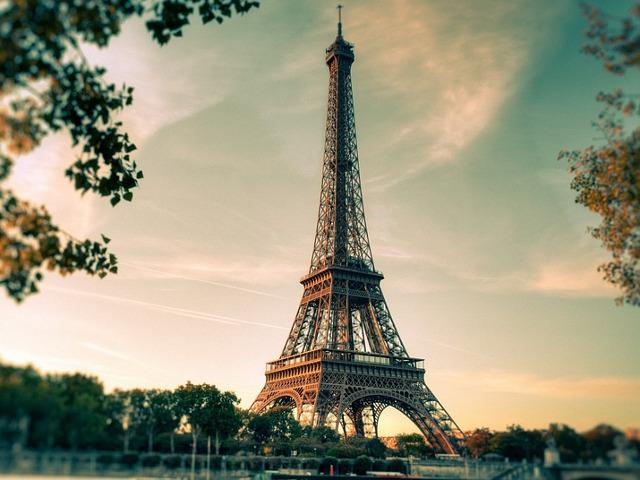 Turnul Eiffel, Paris, Franta