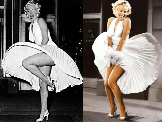 Marilyn Monroe - The Seven...