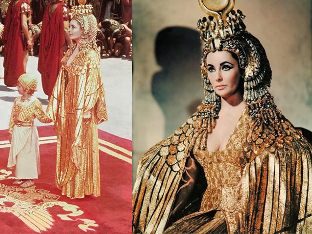 Elizabeth Taylor - Cleopatra...
