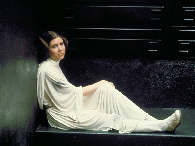 Carrie Fisher - Star Wars:...