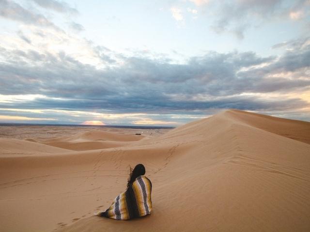 Experiente unice in desert