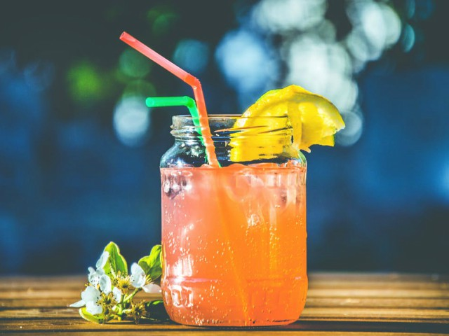 Limonada tropicala