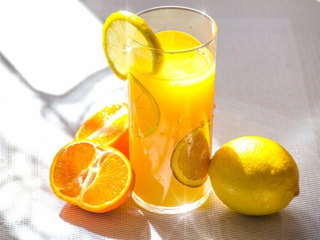 Limonada cu portocale