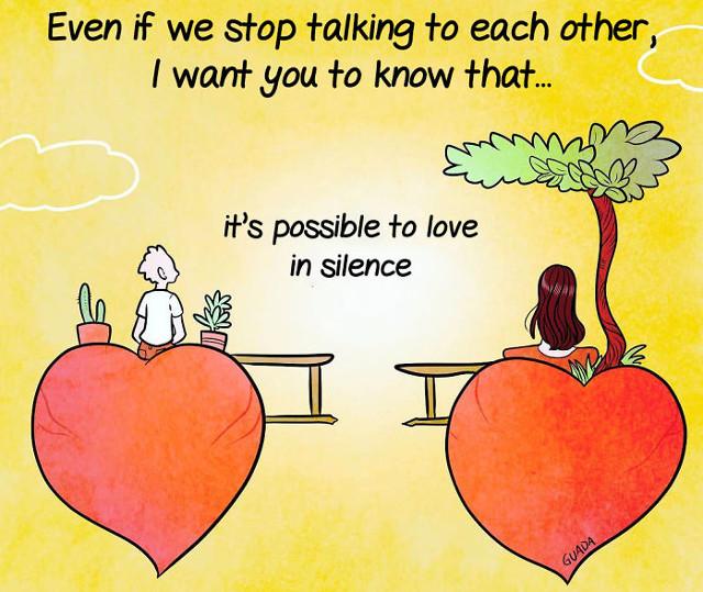 Iubirea nu dispare cu prima...