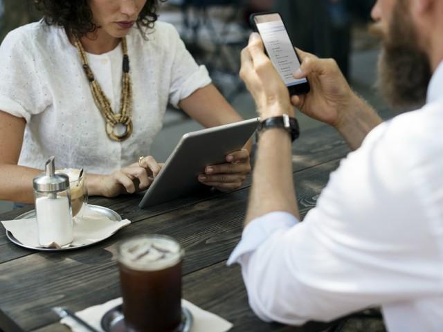 Cumparaturi online prin wifi...
