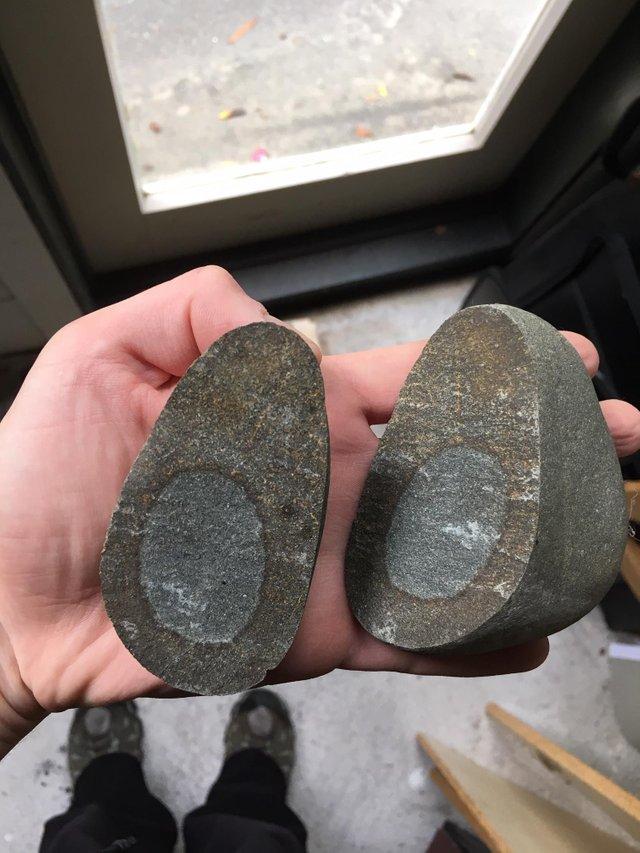 Aceasta piatra crapata arata...