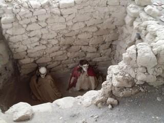 Cimitirul a un milion de mumii