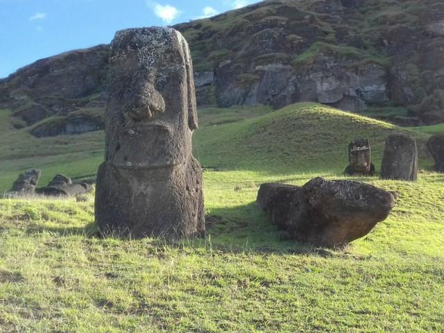 Populatia Rapa Nui