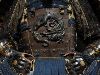Tinuta samurailor