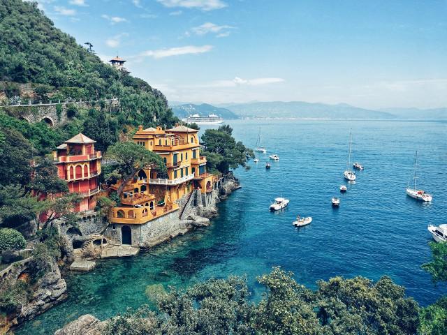 Portofino, destinatia...
