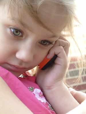 telefon copil